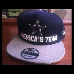 Cowboys America's Team Draft Day Hat